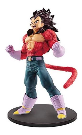 Figura Ss4 Vegeta Dragon Ball Gt Blood Of Saiyans /u