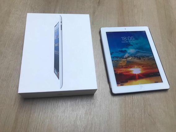 iPad 4ª Geração - Wi-fi + 4g - 16gb