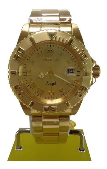 Relógio Invicta Feminino Angel 16849 Lindo E 100% Original!!