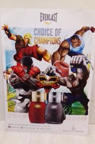 Poster Street Fighter Ccxp 2018
