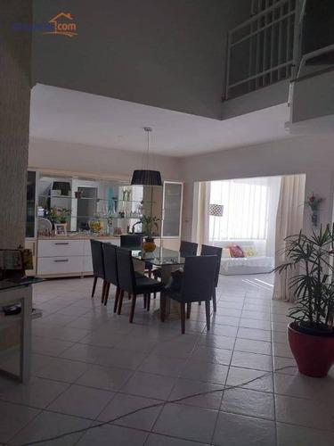 Sobrado Com 3 Dormitórios À Venda, 190 M² Por R$ 1.350.000,00 - Jardim Das Colinas - São José Dos Campos/sp - So1017
