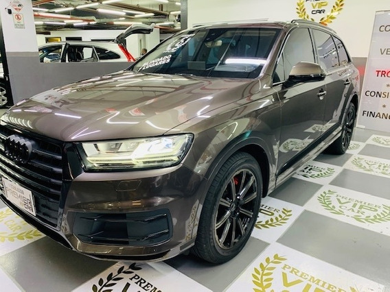 Audi Q7 3.0 Tfsi Ambition V6 24v Gasolina 4p Tiptronic
