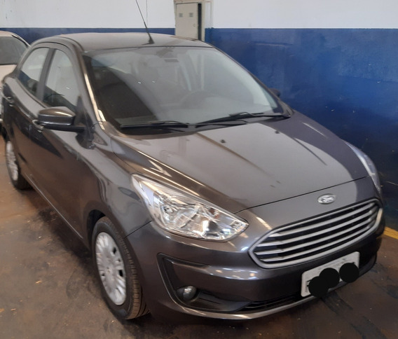 Ford Ka 1.5 Se Plus Flex Aut. 5p 2019