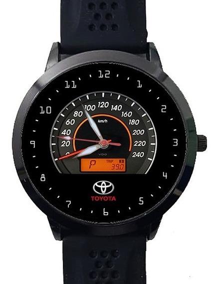 Relógio Painel Volante Corolla Hilux Toyota Black Top