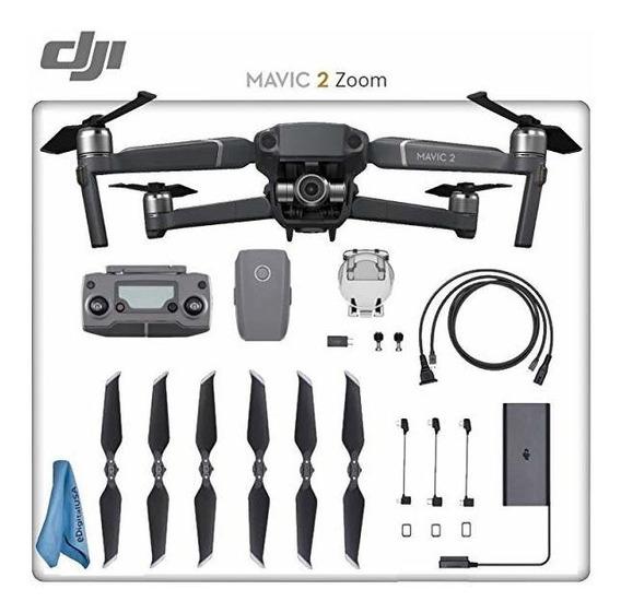 Camara Dji Mavic 2 Zoom Drone Starters Bundle ®