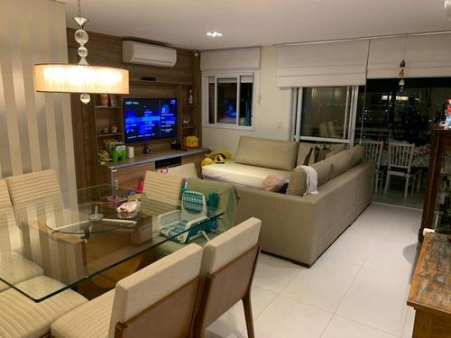 Imagem 1 de 15 de Apartamento Com 03 Dormitórios E 115 M² | Vila Maria Alta , São Paulo | Sp - Ap494755v