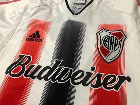 Liquidooo!!!! Impecable Camiseta Tricolor River Plate 2004
