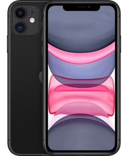 iPhone 11 64 Gb Black Tela 6,1 Ram 4 Gb - Semi Novo