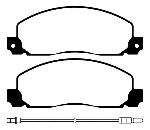 Pastilla Freno Renault Trafic Hyundai Atos Prime