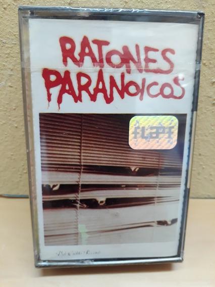 Ratones Paranoicos*cassette*nuevo/cerrado