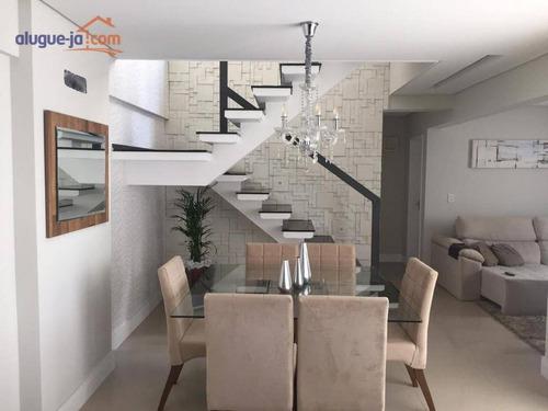 Apartamento Com 3 Dormitórios À Venda, 150 M² Por R$ 800.000,00 - Jardim Satélite - São José Dos Campos/sp - Ap10392