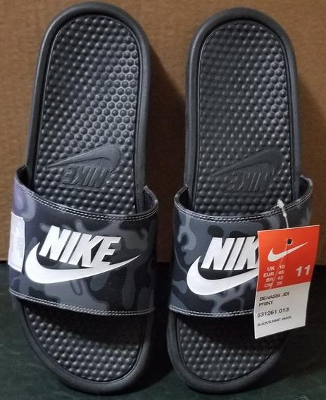Ojotas Nike Benassi Jdi Print Talle 43 Arg 11 Us