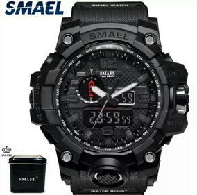 Relógio Masculino Smael 1545 Original S-shock Com Caixa
