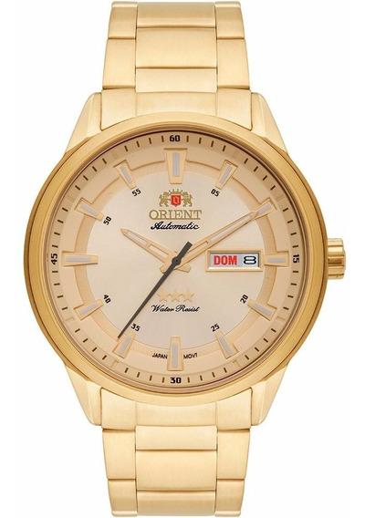Relógio Orient Masculino Automatic 469gp065 C1kx Novo