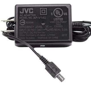 Cargador Fuente Jvc Ap-v14 Gr-df450gz-mc500 Everio