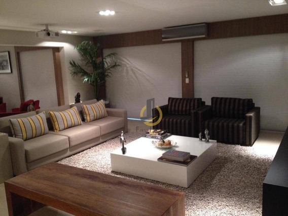 Condomínio Edifício Roravenna 4dormts ( 4suítes ) 5wc 4vagas 263m2 - Ap0899