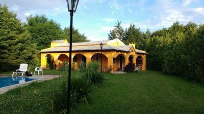 Alquilo Casa Quinta Desde El 15 De Febrero