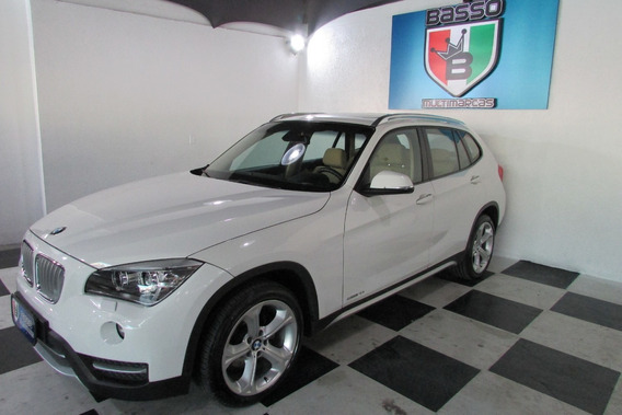 Bmw X1 2014 Sdrive Turbo Gasolina Top