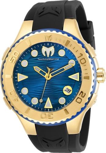 Reloj Technomarine Tm-118099 Negro Hombres