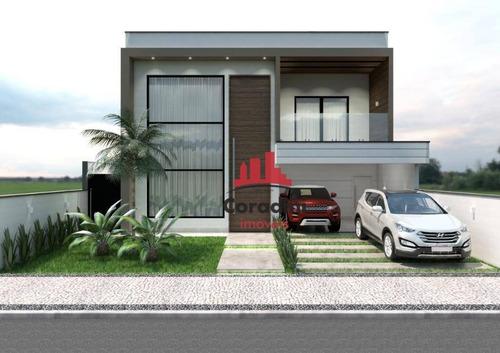 Imagem 1 de 6 de Casa Com 3 Dormitórios À Venda, 272 M² Por R$ 1.750.000 - Jardim Imperador - Americana/sp - Ca2223