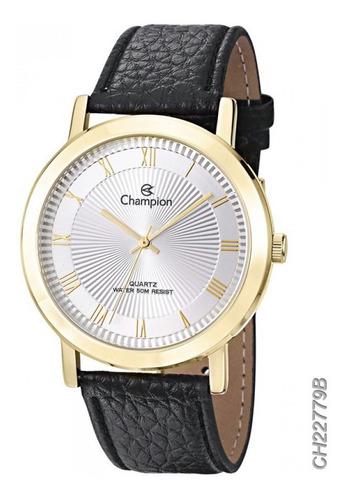 Relógio Social Champion Masculino Quartz Ref.: Ch22779b