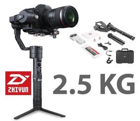 Estabilizador Gimbal Zhiyun Crane Plus Ate 2,5kg