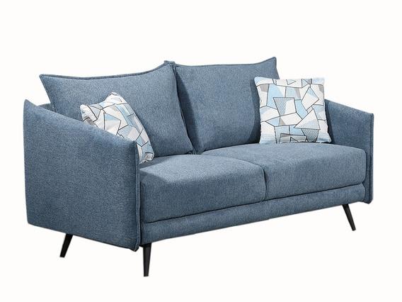 Sillon 3 Cuerpos Divanlito Sofa De Living Winter