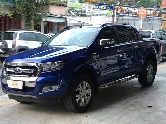 Ranger 3.2 Limited 4x4 Cd 20v Diesel 4p Automático 35000km
