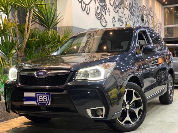 Subaru Forester S 2014 Blindada Com Teto Solar
