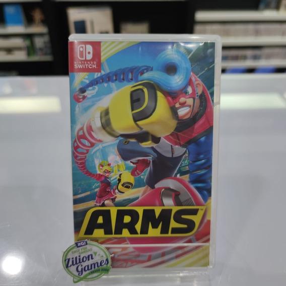 Arms Nintendo Switch - Seminovo