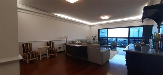 Apartamento Em Pompéia, Santos/sp De 252m² 3 Quartos Para Locação R$ 10.000,00/mes - Ap313532