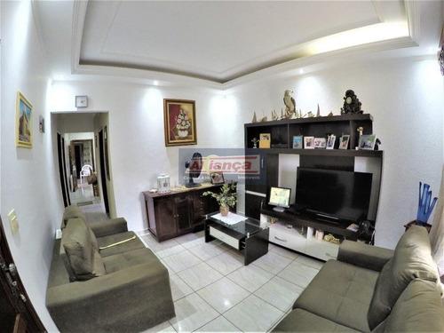 Casa Com 3 Dormitórios À Venda, 190 M² - Vila Mesquita - São Paulo/sp - Ai17070