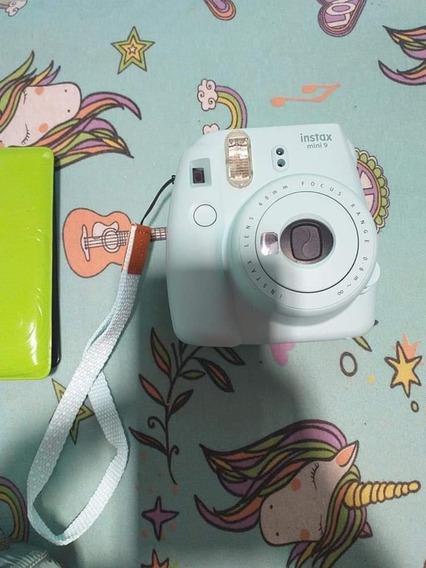 Câmera Instax Mini 9 E Álbum