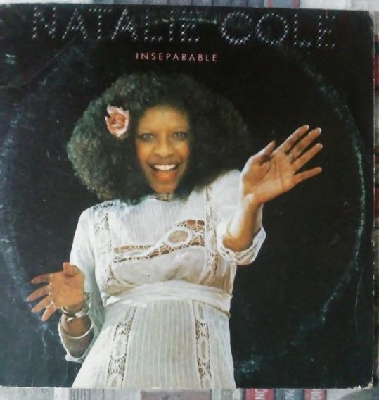 Lp Natalie Cole Inseparable 1991 Capito Records