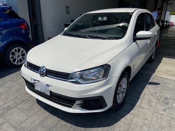 Volkswagen Gol Sedan Trendline 2018