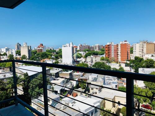 Estrene En Junio 2021. En El Corazon De Pocitos, 2 Dormitorios, Balcones Amplios, Vista Despejada!- Ref: 6275