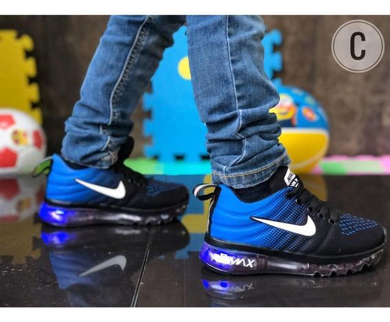 Zapatos Para Niños Con Luces