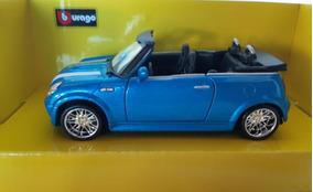 Miniatura Mini Cooper S Cabriolet 1/32 Burago