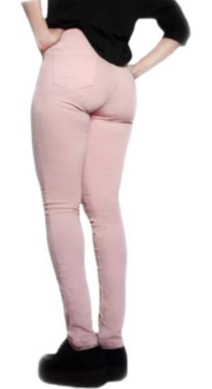 Pack X3 Pantalon Bengalina Mujer Chupin Super Elastizado