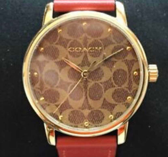 Reloj Coach Para Dama + Envió Gratis