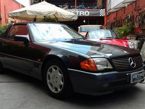 Mercedes-benz Sl-500 1992 Garagem Retrô