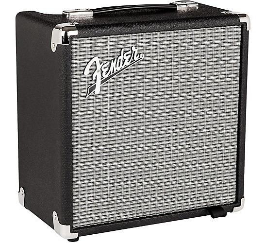 Fender Rumble 15 Amplificador Para Baj0 15w (nuevo) Envio Gr