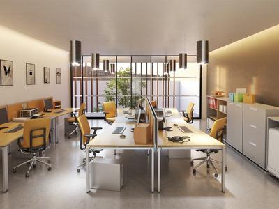Desarrollo Torre Ho Oficinas