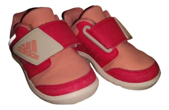 Zapatillas adidas Infantiles Fortaplay Talle 20