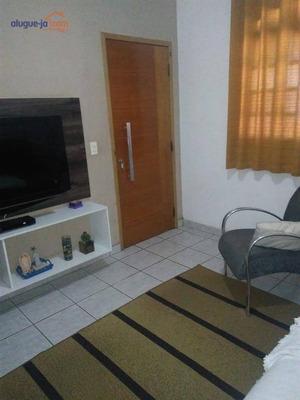 Casa À Venda, 101 M² Por R$ 275.600 - Residencial União - São José Dos Campos/sp - Ca1765