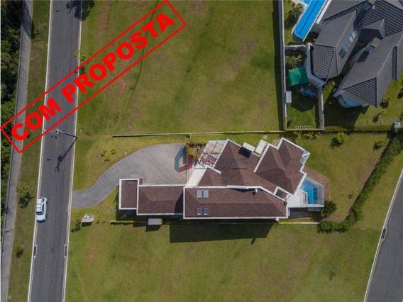 Casa Com 4 Dormitórios À Venda, 508 M² Por R$ 2.679.000,00 - Alphaville Graciosa - Pinhais/pr - Ca0104