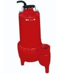 Bomba Sumergible Para Aguas Negras / Aguas Sucias 1 Hp