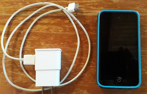 iPod Touch 4g 32gb 90verdes