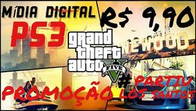 Gta V - Ps3| Digital| Primário