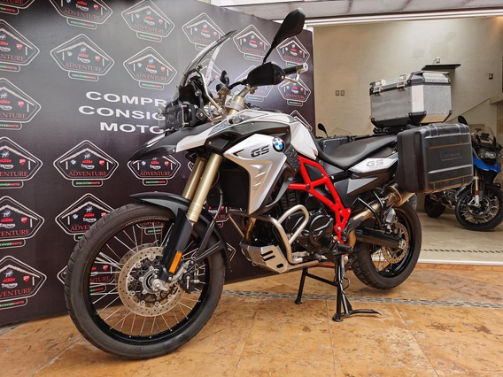 Bmw F800gs Trophy Equipada